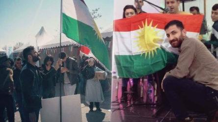 """Mahkeme Irak Kürt Bölgesel Yönetimi bayrağının """"PKK propagandası"""" sayılmayacağına hükmetti"""