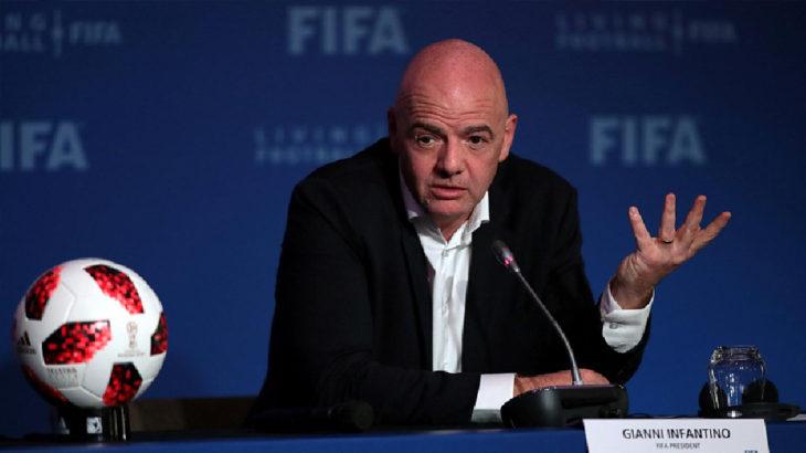 FIFA Başkanı hakkında yolsuzluk ve rüşvet soruşturması