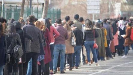 İşsizlik ordusu büyüyor!