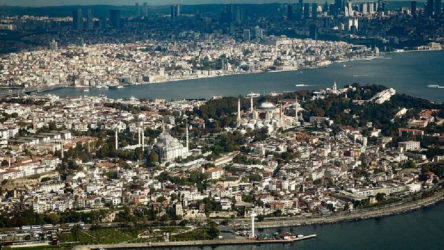 İstanbul için 7.5'lik deprem simülasyonu: En riskli 9 ilçe