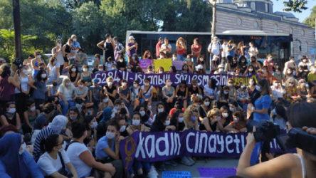 İstanbul Sözleşmesi eylemi sonrası gözaltı