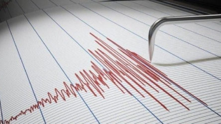 Niğde Bor'da 5.4 büyüklüğünde deprem