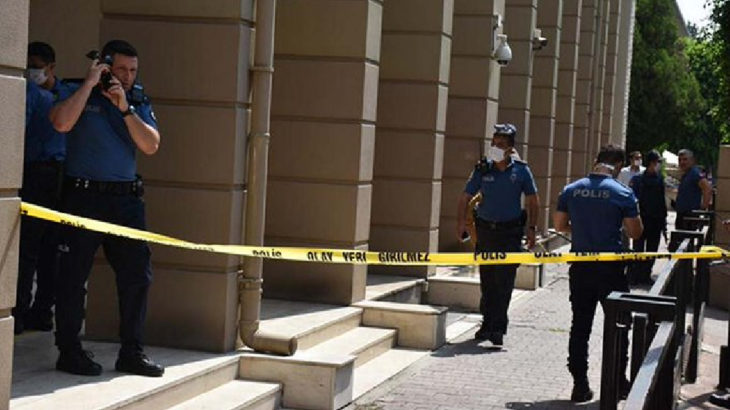 Adana Adliyesi'nde saldırı: 3'ü çocuk çok sayıda yaralı