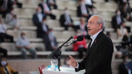 Kılıçdaroğlu kurultayda tek aday oldu: Diğer adaylar yeterli imzaya ulaşamadı