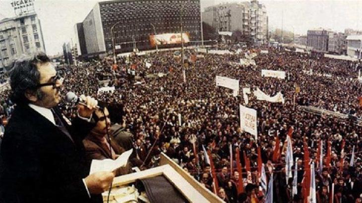 Katledilişinin 40. yılı: Kemal Türkler anılıyor