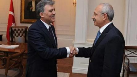 'Kılıçdaroğlu, mütemadiyen Maslak'ta Abdullah Gül'ü ziyaret ediyormuş'