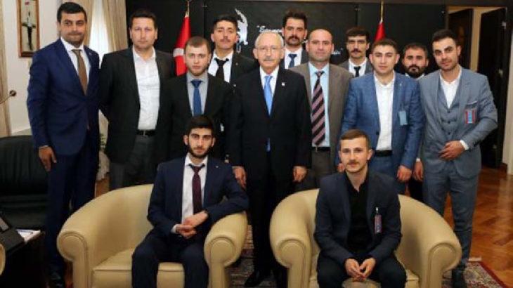 Kılıçdaroğlu imam hatipliler için kütüphane yaptıracak