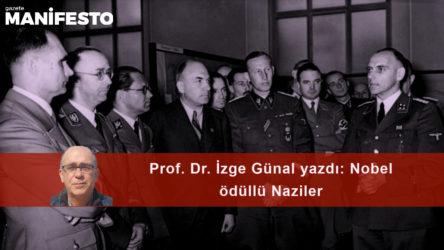 Nobel ödüllü Naziler