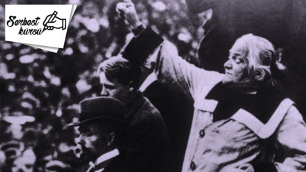 Tülin Tankut yazdı: Clara Zetkin'i anarken