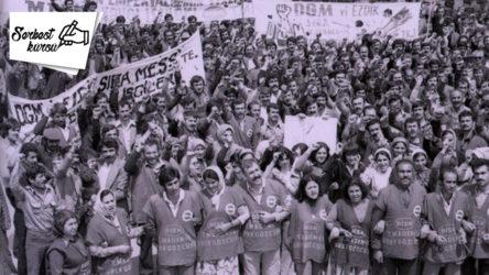 SERBEST KÜRSÜ | Proletaryanın politikleşmesi