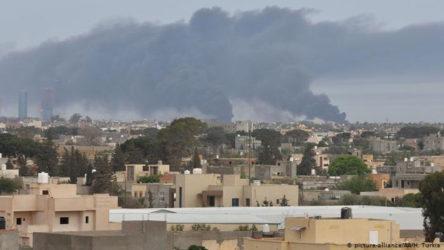 Milli Savunma Bakanlığı yetkilisi: Libya'da Vattiye Hava Üssü'ne saldırı düzenlendi