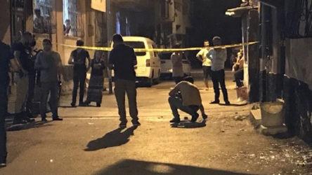 Adana'da bir eve EYP atıldı