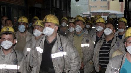 Maden işçileri kararlı: Kıdeme dokunulduğu an genel greve!