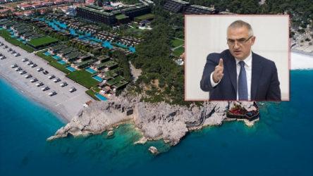 Bakan Ersoy'a 'Bakanlığınız, otelinizi denetleyecek mi?' sorusu