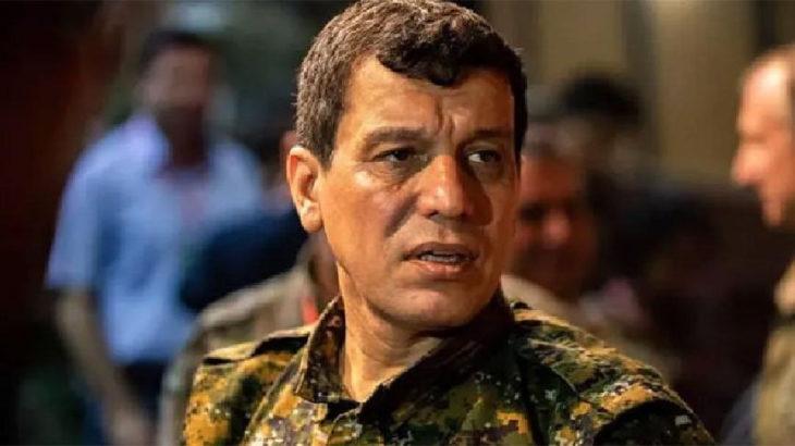 Mazlum Kobani'den ABD'li komutana teşekkür