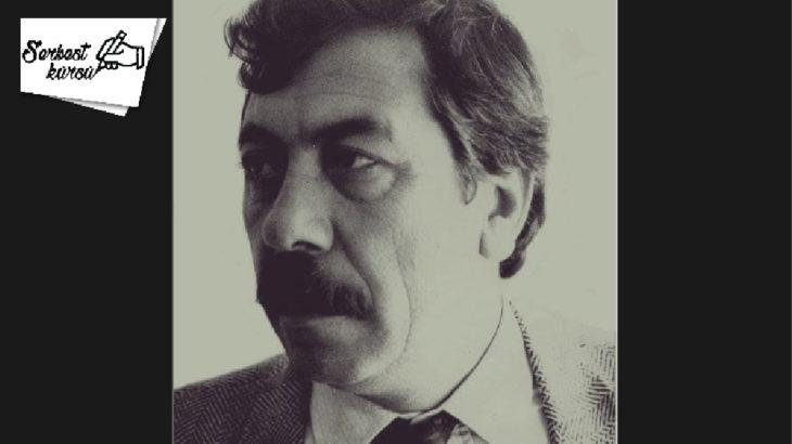 Suskunluk yıllarının gür sesle konuşan şairi Adnan Yücel