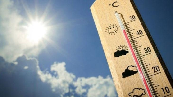 Meteoroloji'den 'sıcak hava' uyarısı