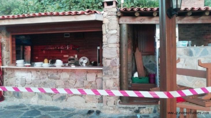 Muğla'da iş cinayeti: Elektrik akımına kapılan aşçı hayatını kaybetti