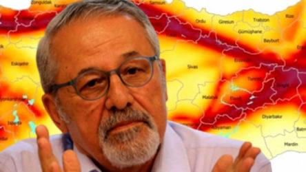 Naci Görür: Marmara depremi 'Geliyorum' diye bağırıyor
