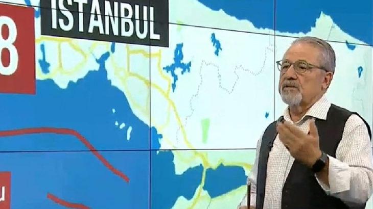 Prof. Naci Görür: Marmara depremi minimum 7,2 büyüklüğünde olacak