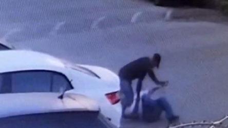 Esenyurt'ta bir kişi servis beklerken bıçaklandı