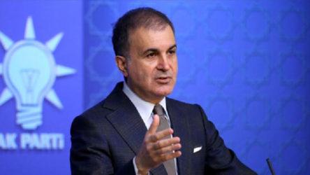 AKP Sözcüsü Çelik'ten Libya açıklaması