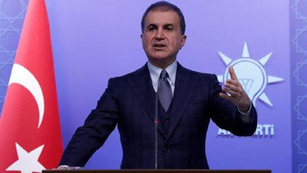 AKP'li Çelik'ten Kılıçdaroğlu'na: Valilere, kaymakamlara 'militan' diyenler faşistin ta kendisidir