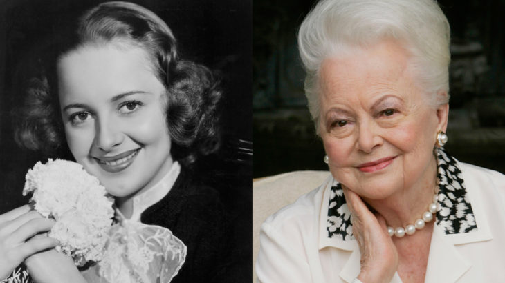 Oscar ödüllü en yaşlı aktris Olivia de Havilland 104 yaşında öldü