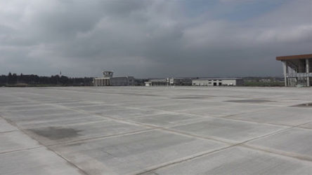 60 milyon liraya mal olan havalimanı 'potansiyel yok' denilerek kullanılmıyor