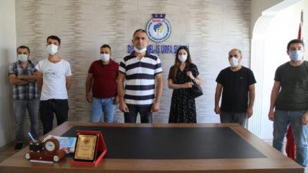 Özak Tekstil'de işçiler darp edildi