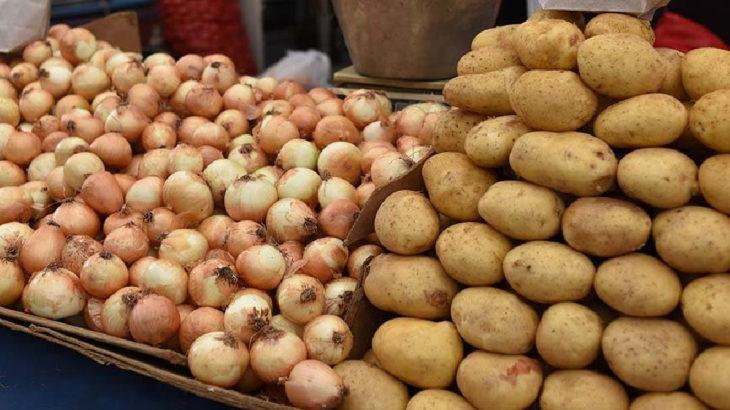 Patates ve soğanda ihracat için ön izin şartı kaldırıldı
