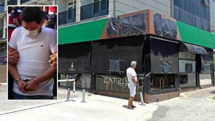 Pınar'ı katleden Cemal Metin Avcı'nın barı kapatıldı, duvarlarına 'katil' yazıldı