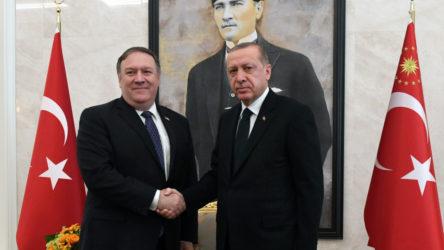 Pompeo: Türkiye'ye yaptırımları hala değerlendiriyoruz