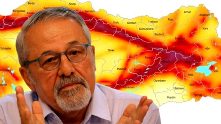 Prof. Dr. Naci Görür'den uyarı: Uzun zamandır enerji biriktiriyor!