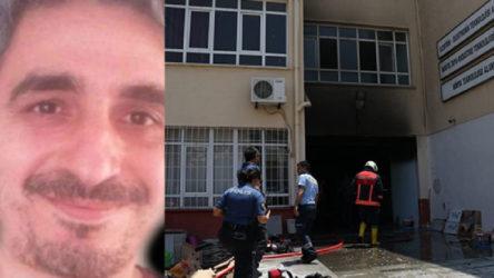 Lisedeki patlamada yaralanan öğretmen hayatını kaybetti