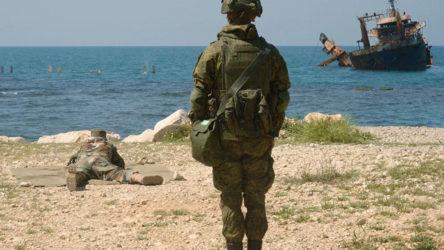 Rusya ve Suriye Akdeniz'de ortak deniz tatbikatı gerçekleştirdi
