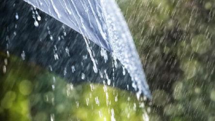 Meteorolojiden çok sayıda il için yarın saat 18'e kadar kuvvetli yağış uyarısı