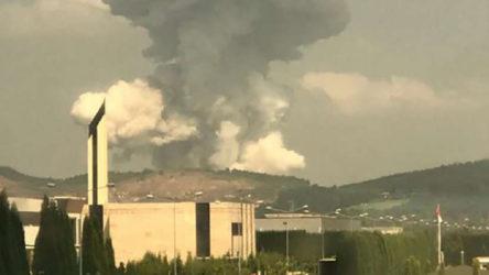 Sakarya'daki patlamanın ardından kayıp işçileri arama çalışmaları sürüyor