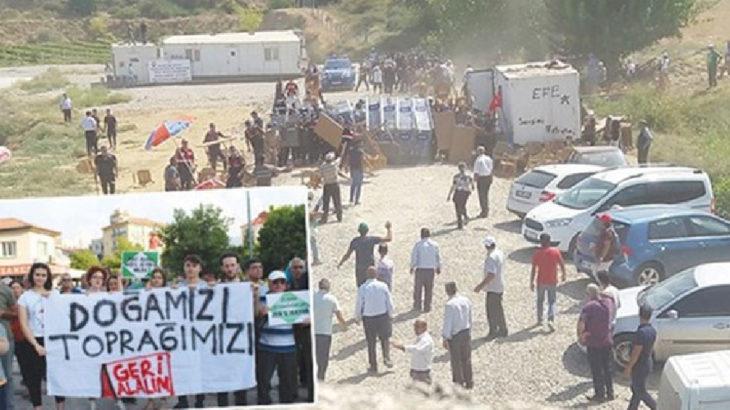 Salihli'de 'ÇED gerekli değildir' kararı iptal edildi