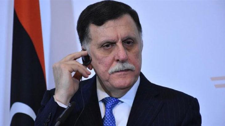 Fransa Dışişleri Bakanı Le Drian, Serrac'la telefonda görüştü
