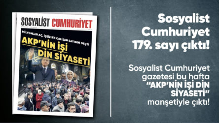 Sosyalist Cumhuriyet e-gazete 179. sayı
