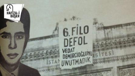 24 Temmuz 1968: Vedat Demircioğlu'nu yitirdik