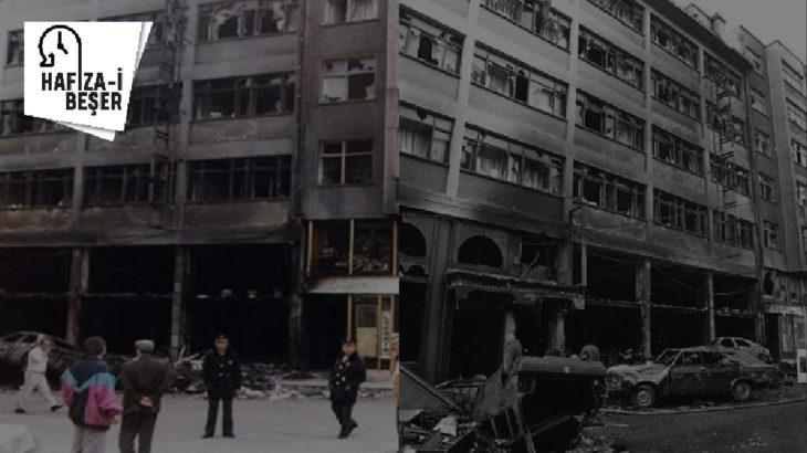 2 Temmuz 1993: Sivas Katliamı'nın üzerinden 27 yıl geçti!