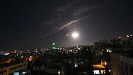 İsrail Suriye'ye saldırıyor: Hava savunma sistemleri alarmda