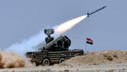 SANA: Suriye hava savunma sistemleri Hama'daki saldırıyı püskürttü