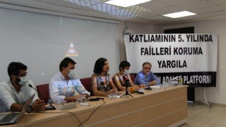 Suruç Katliamı'nın 5. yılında avukatlar yargılamadaki hukuksuzlukları anlattı