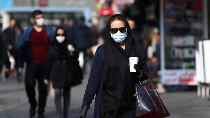 Tahran'da koronavirüs nedeniyle 'risk barındıran yerler' 1 hafta kapatılıyor