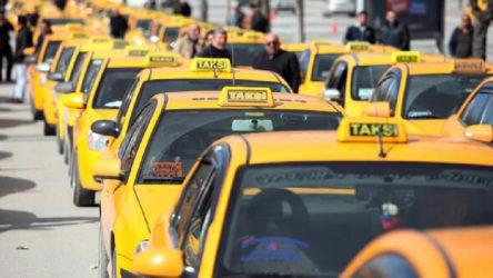 Taksicilerden İBB'ye