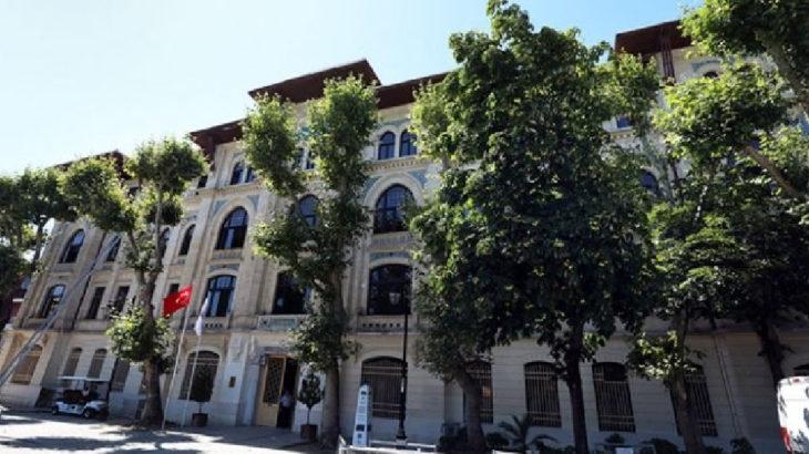 Ayasofya'daki eserler Tapu ve Kadastro binasında sergilenecek