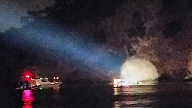 Heybeliada'da batan tekneden 27 kişi kurtarıldı